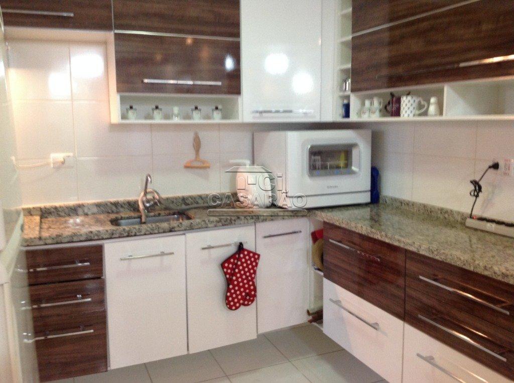 Apartamento - Nova Gerty - SP